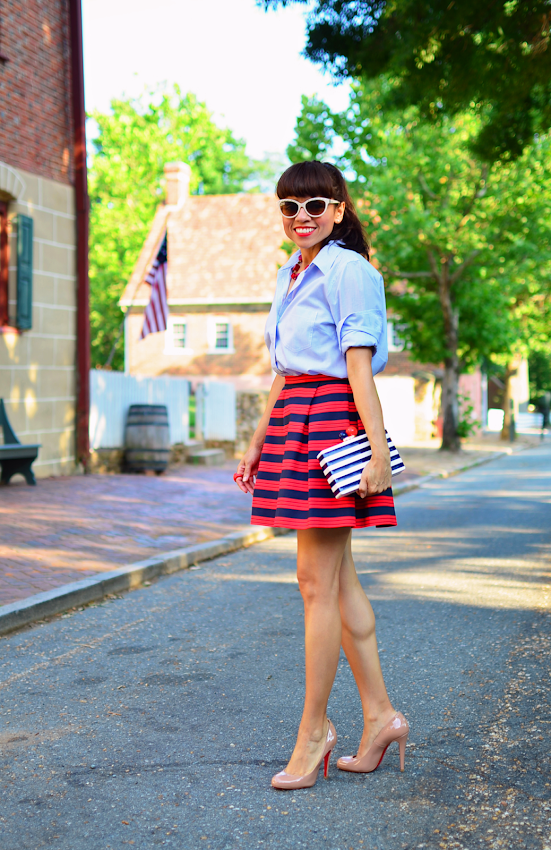 4th of July outfit idea