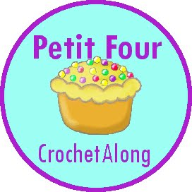 Petit four crochet along