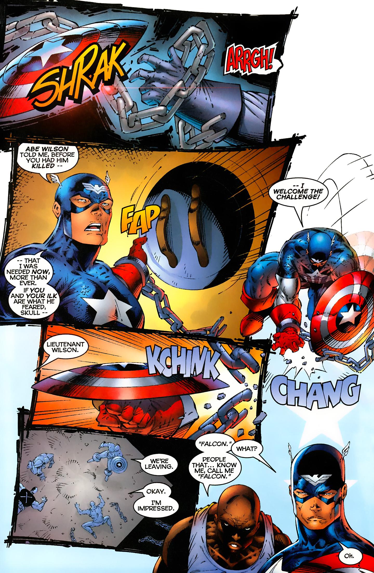 Captain America (1996) Issue #4 #4 - English 15