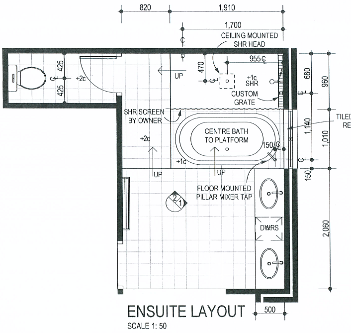 Building The Rendezvous With Ventura Homes Plans Ensuite