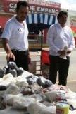 CNOP Calkiní envia despensas a damnificados de Palizada. 17nov11.