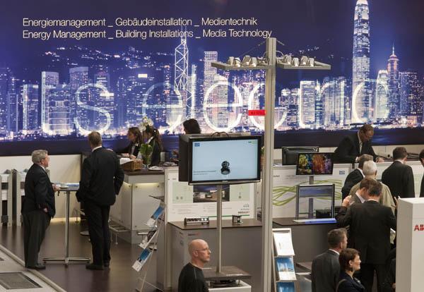 フランクフルト国際照明・建物技術専門展