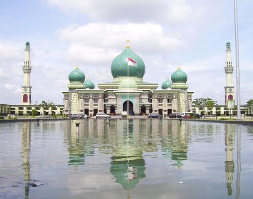 Masjid Agung An Nur, Pekanbaru