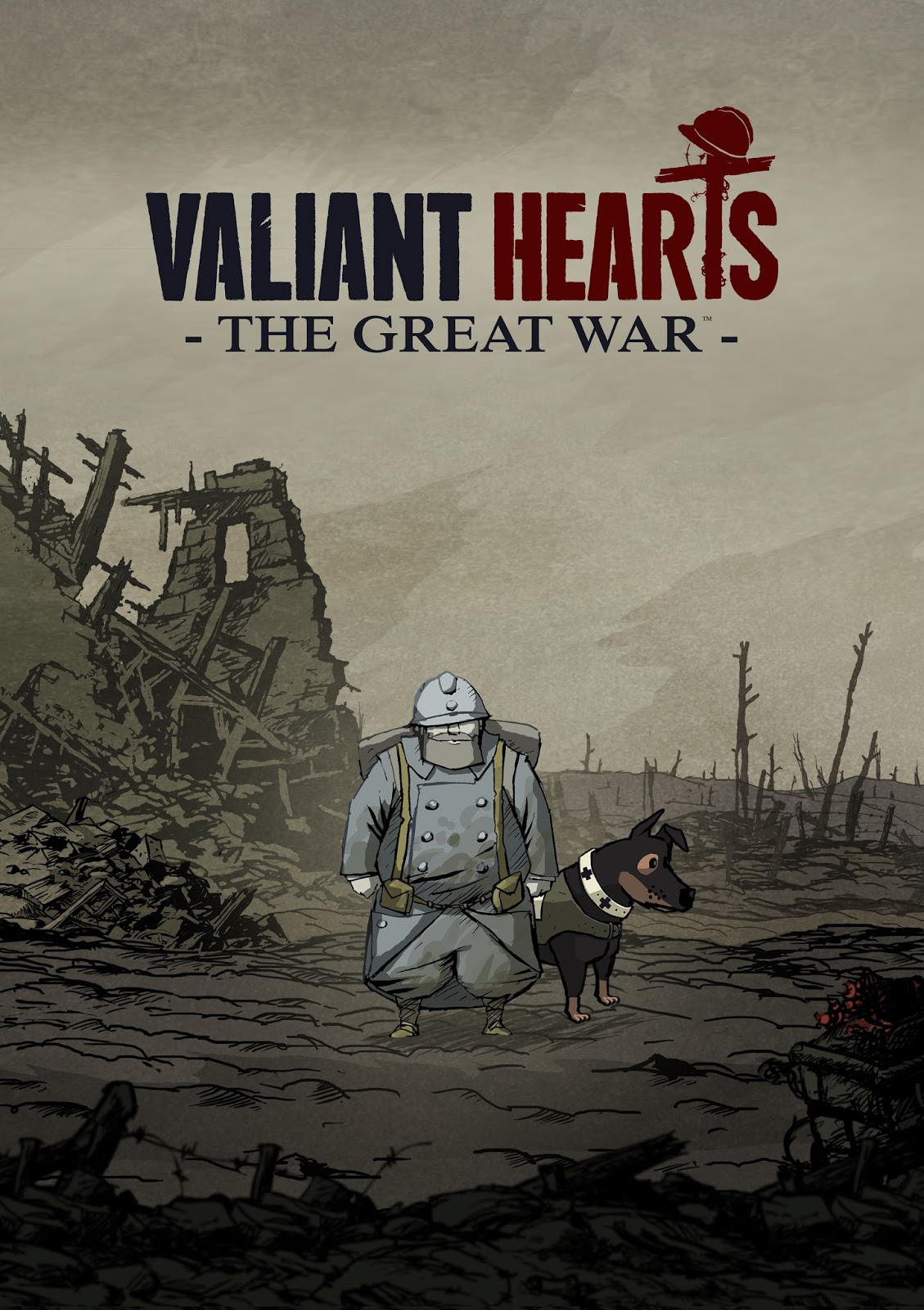 Torrent Super Compactado Valiant Hearts The Great War PC