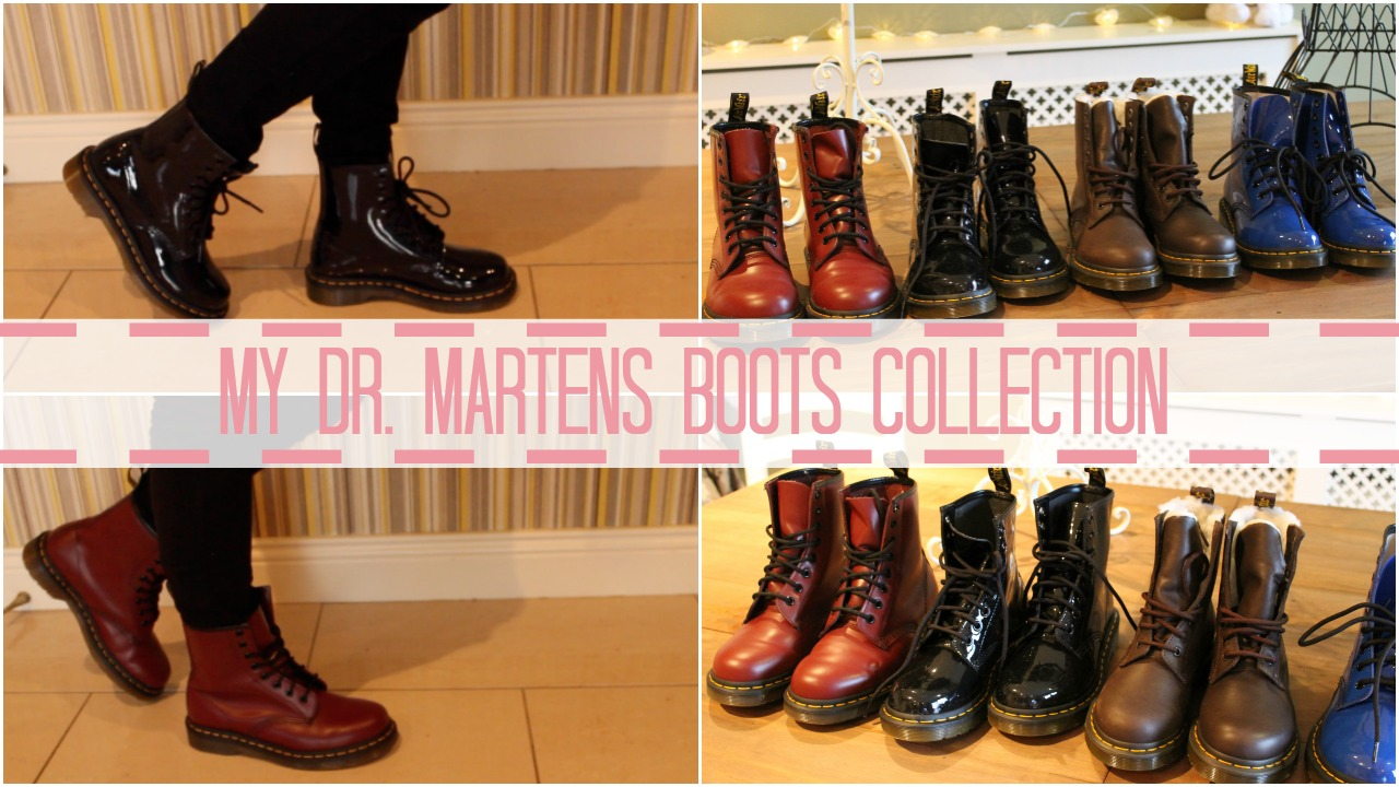 bec boop dr martens collection