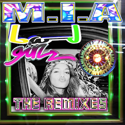 M.I.A. - Bad Girls (Switch Remix)