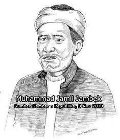 Muhammad Jamil Jambek (Inyiak Jambek)