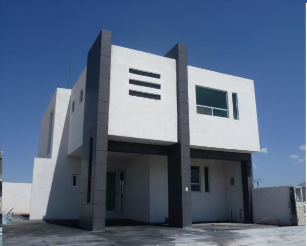 Fachadas de casas modernas fachada de casa moderna for Fachadas de ventanas para casas modernas