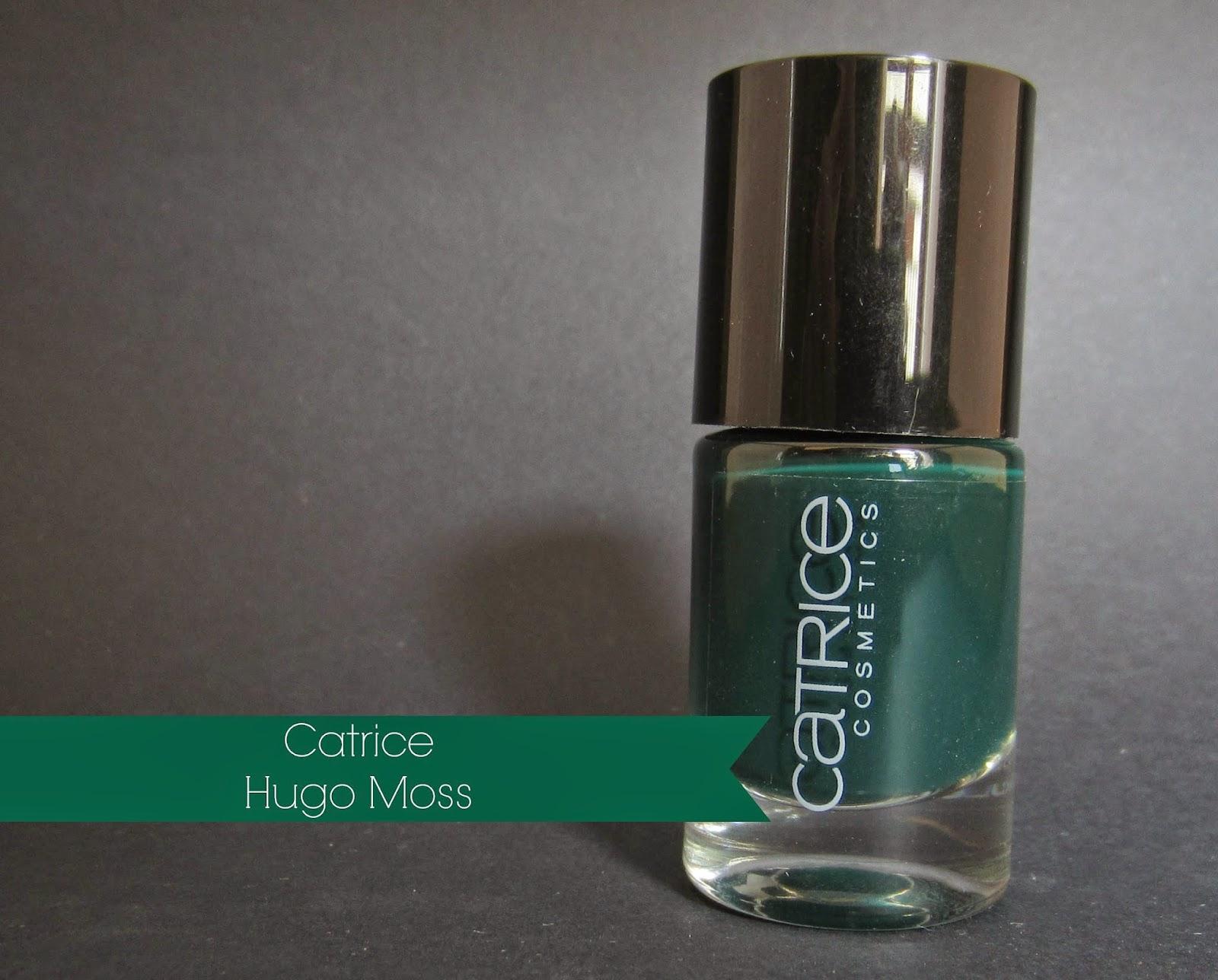 Catrice - Hugo Moss