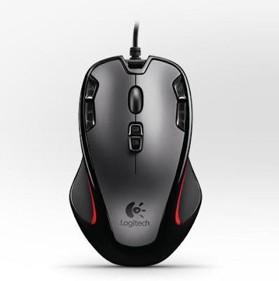 Maus-Hammer bei Logitech: Gaming Mouse Logitech G300 + Wireless Mouse Logitech M305 für 29,99