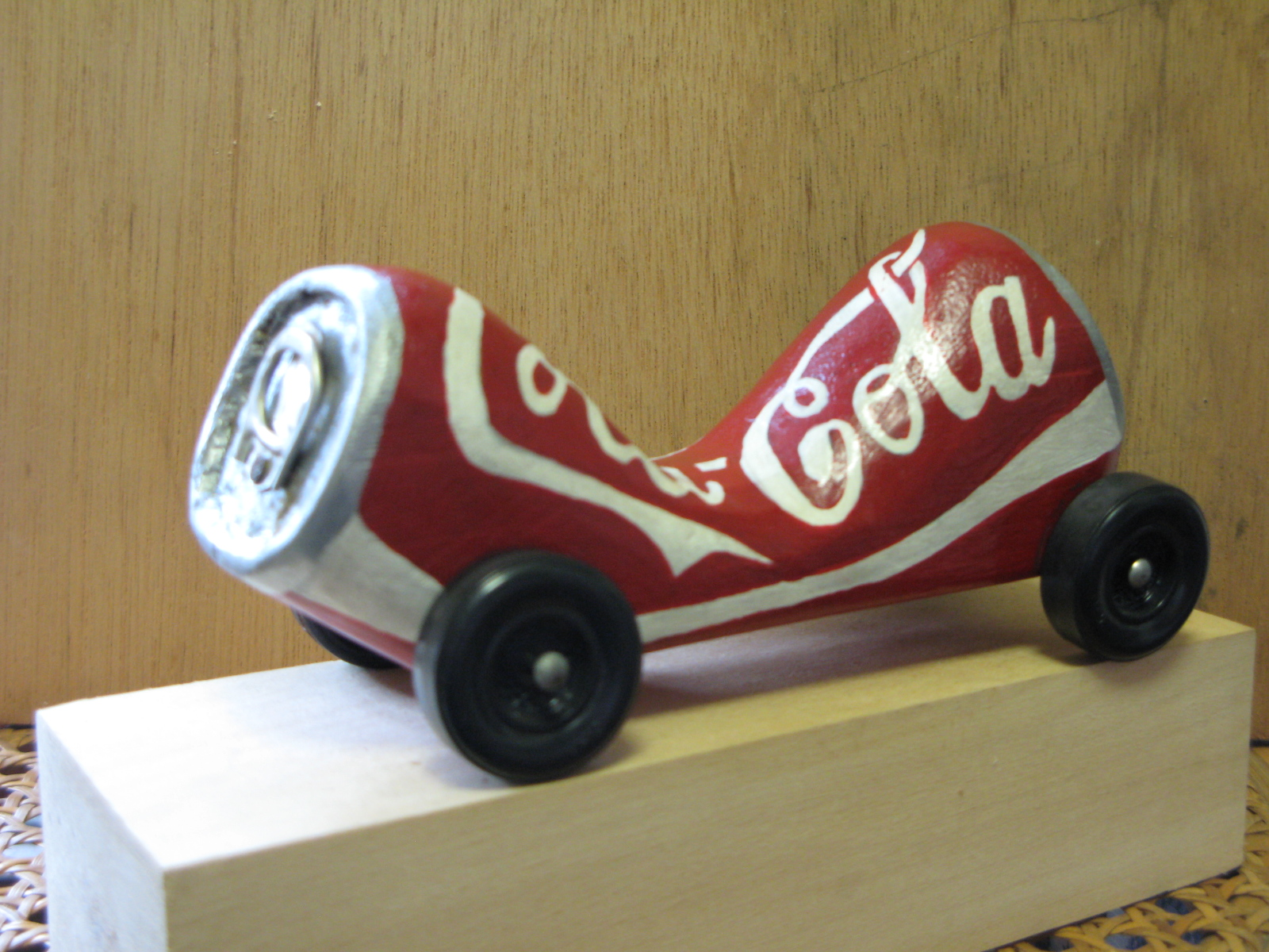 A Whittle Scouting: Pinewood Derby - Open competition