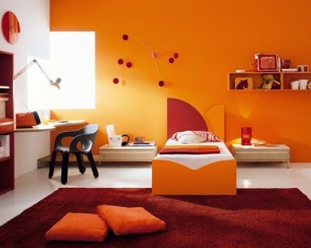 Asian paint interior wall colors Wall paint colour combination