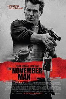 Sinopsis Film The November Man