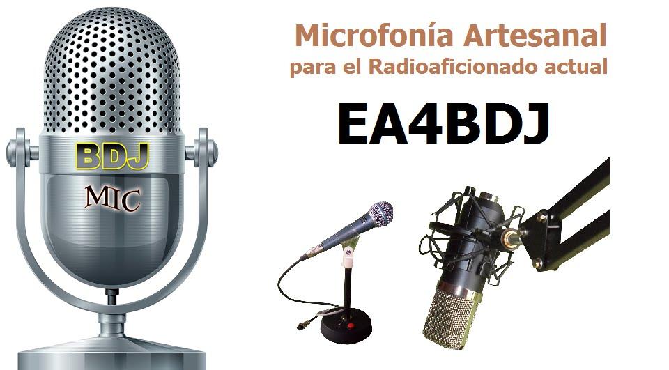 BDJMIC - Microfonos artesanales