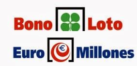 Bonoloto y Euromillones del martes 18/03/2014