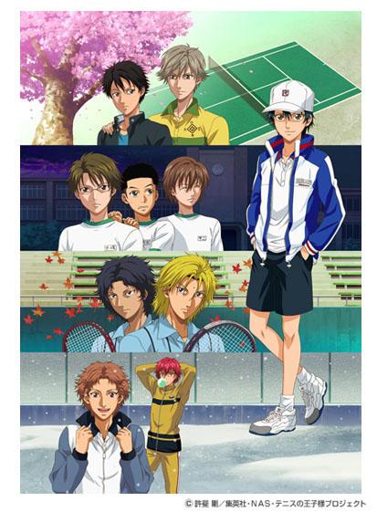 la pelicula de prince of tennis: