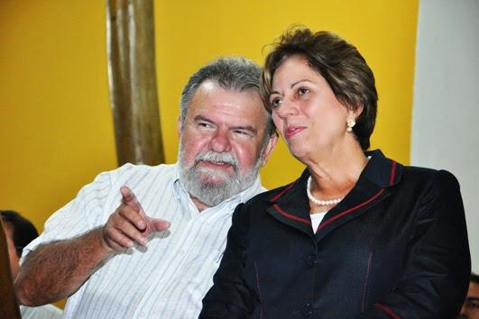 Resultado de imagem para Betinho Rosado e Rosalba