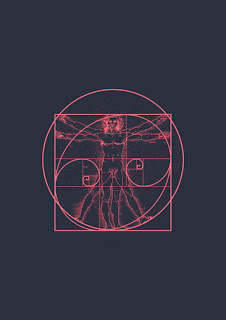 Fibonacci Theory and Spirals in Nature, natural world and Human Body - Vetrivius man