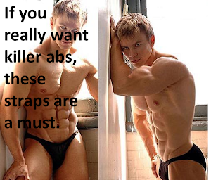 Develop Killer Abs with  Hanging ABS straps