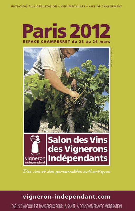 Urbina vinos blog 19e salon des vins des vignerons - Salon vigneron paris ...