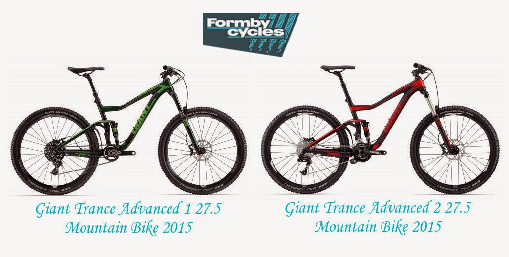 Giant Trance Advanced MTB for Sale