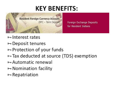 RFC saving account and fixed deposit features and benefits