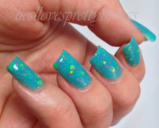 Glam Polish Leapfrog