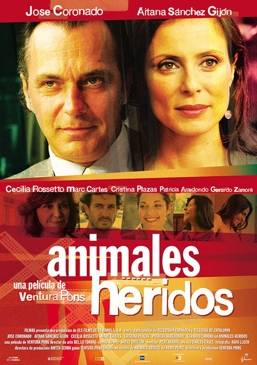 Wounded Animals (2006) Animals ferits