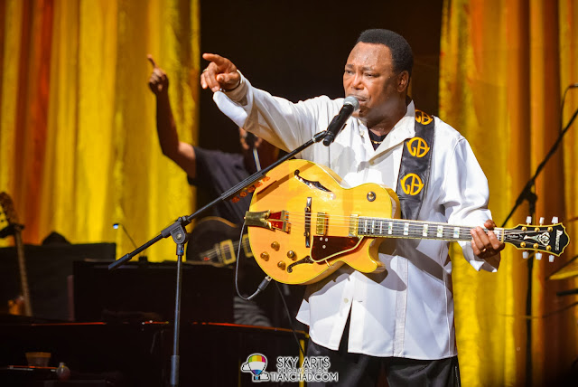 George Benson Live In KL Inspiration Tour