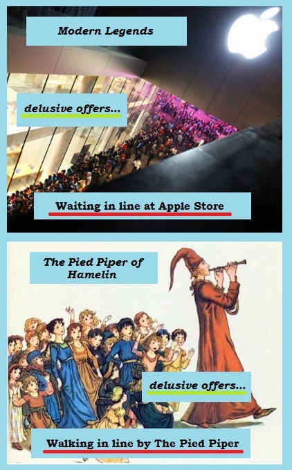 The Pied Piper of Hamelin - Apple Store