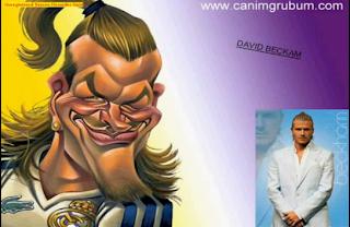 Funny image david bekcam