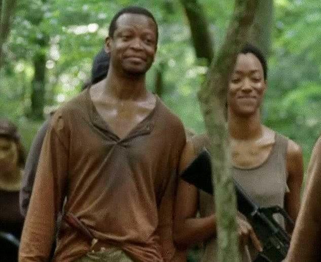 The Walking Dead Season 5 Episode 3 Strangers, TWD