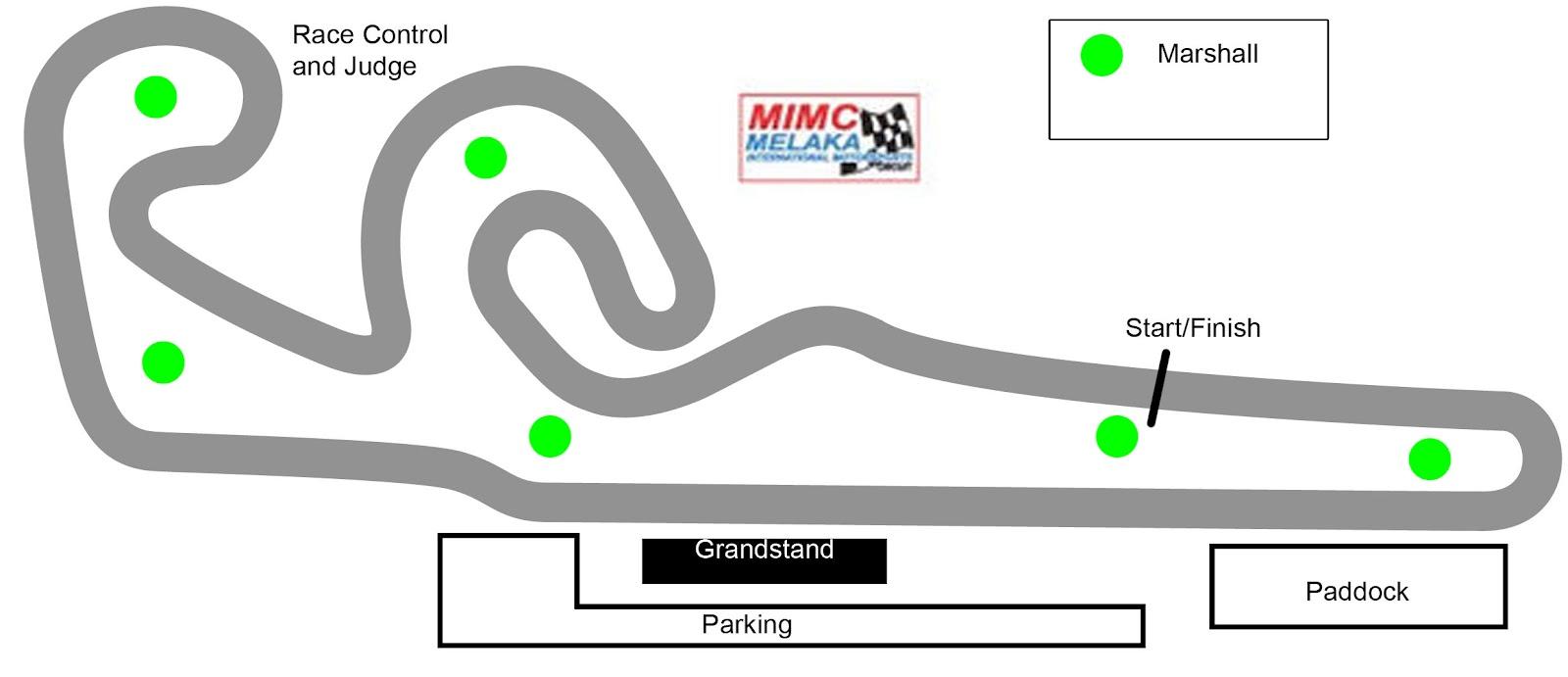 melaka international motorsport circuit