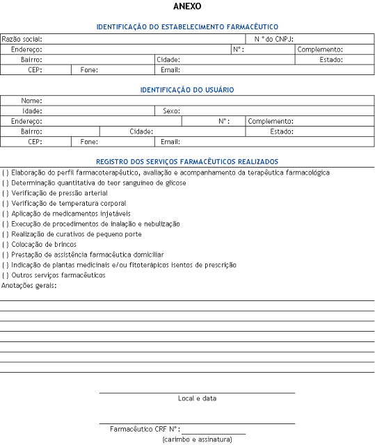 CFF edita resolução 546 /2011 sobre prescrição farmacêutica de fitoterápicos