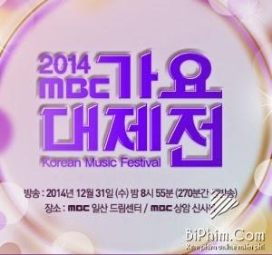 Phim MBC Gayo Daejun 2014