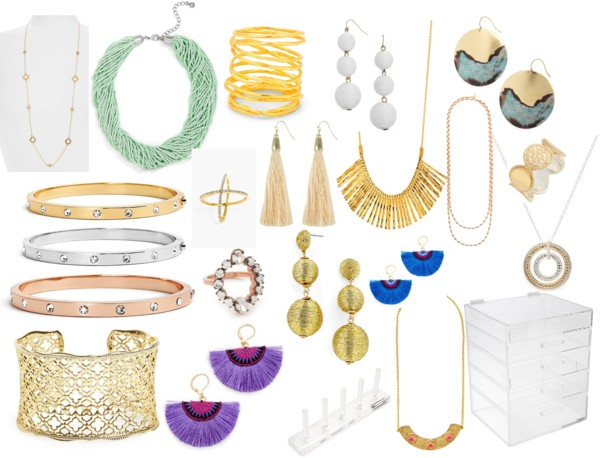 JEWELRY FAVORITES