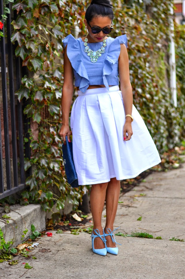 Midi Skirt collection