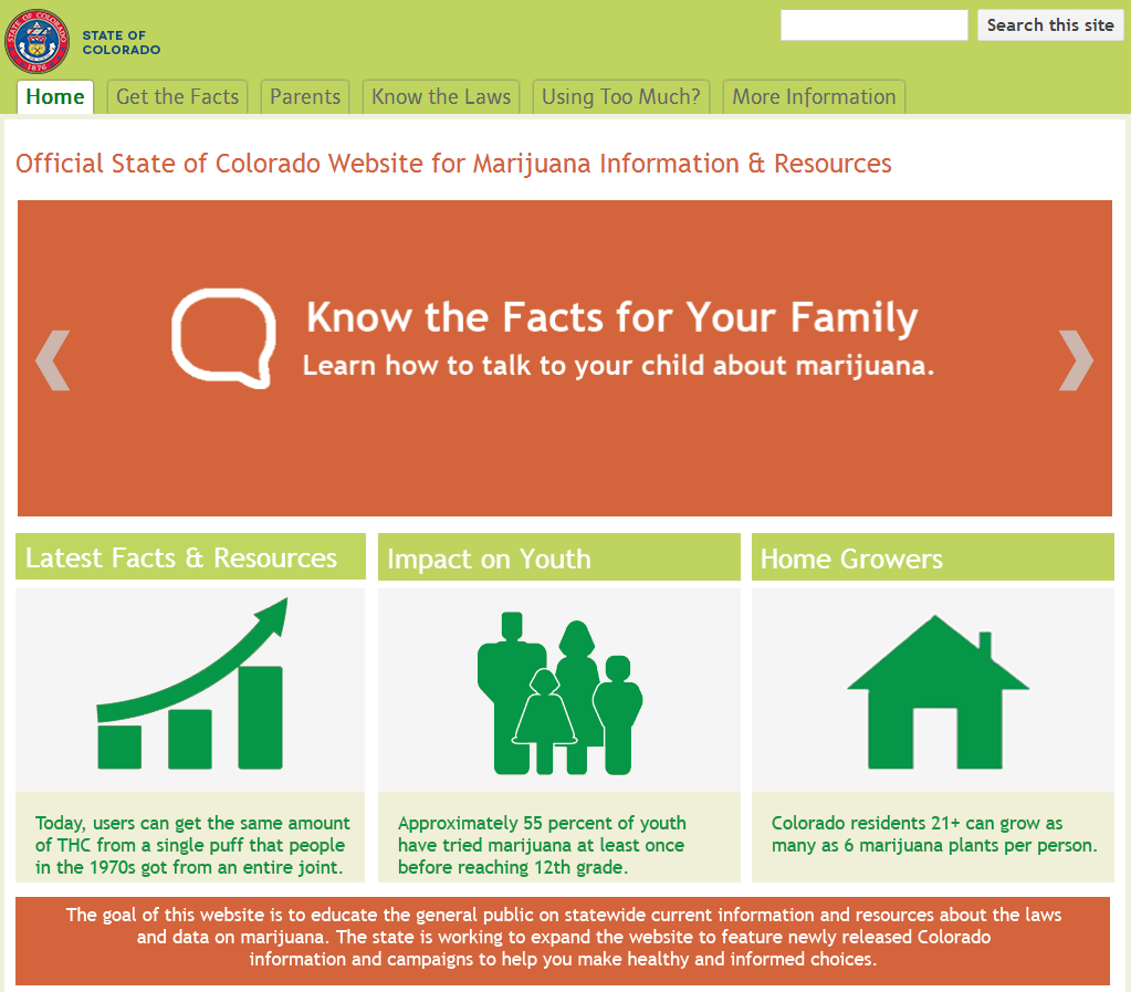 colorado.gov/marijuana