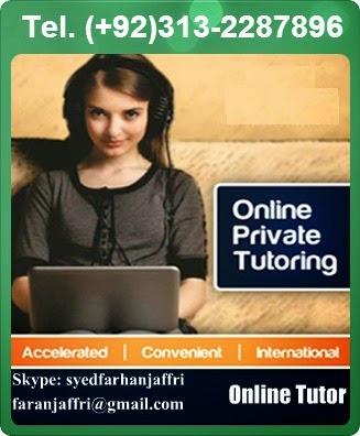 Online tuition services to Saudi Arabia, Kuwait, Qatar, Bahrain, Dubai, UK, London, Ireland, German
