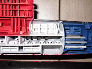 maqueta de submarino revell 1:200