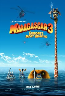 madagascar 3 europe