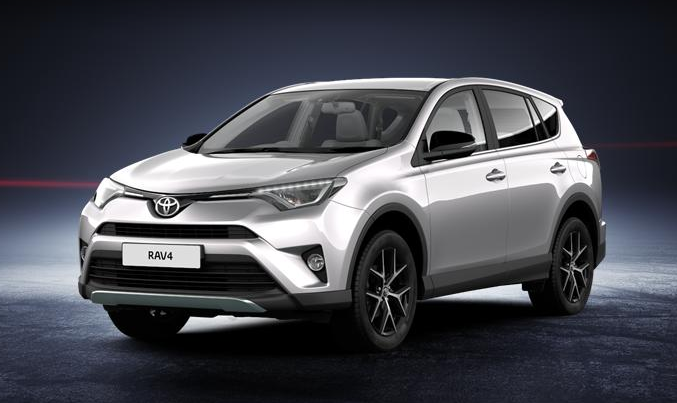 Toyota Rav4 Iv Restyl 233 2018 Couleurs Colors