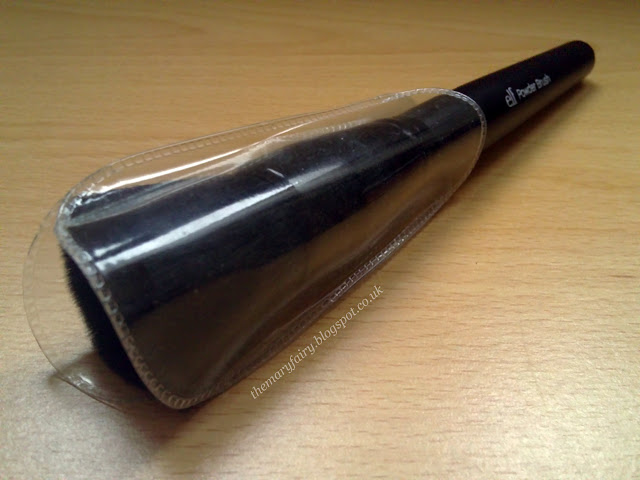 elf powder brush, brush guard