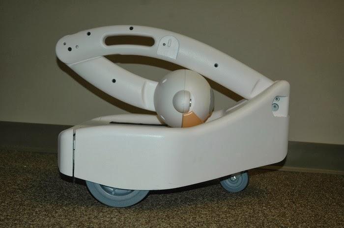 Budgee Robot Storage