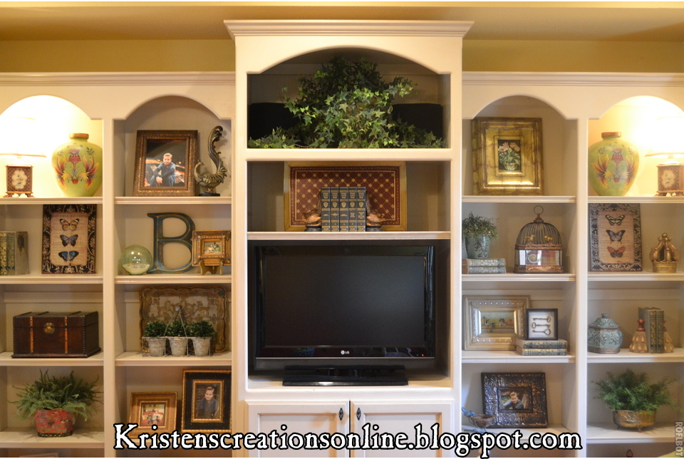 How To Decorate A Bookcase Pleasing With How to Decorate Built in Bookshelves Pictures