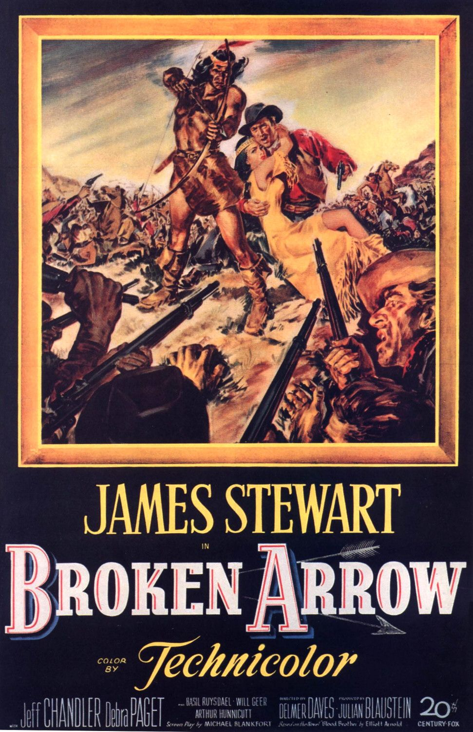 broken arrow - photo #21