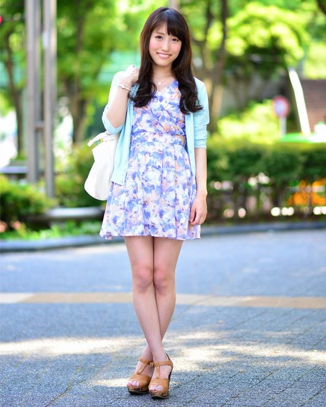 Japanese female fashion