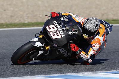 Marquez Beri Isyarat Tak Bisa Juara Dunia di MotoGP 2016?