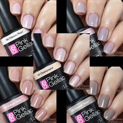 Pink Gellac Undercover1 Collection