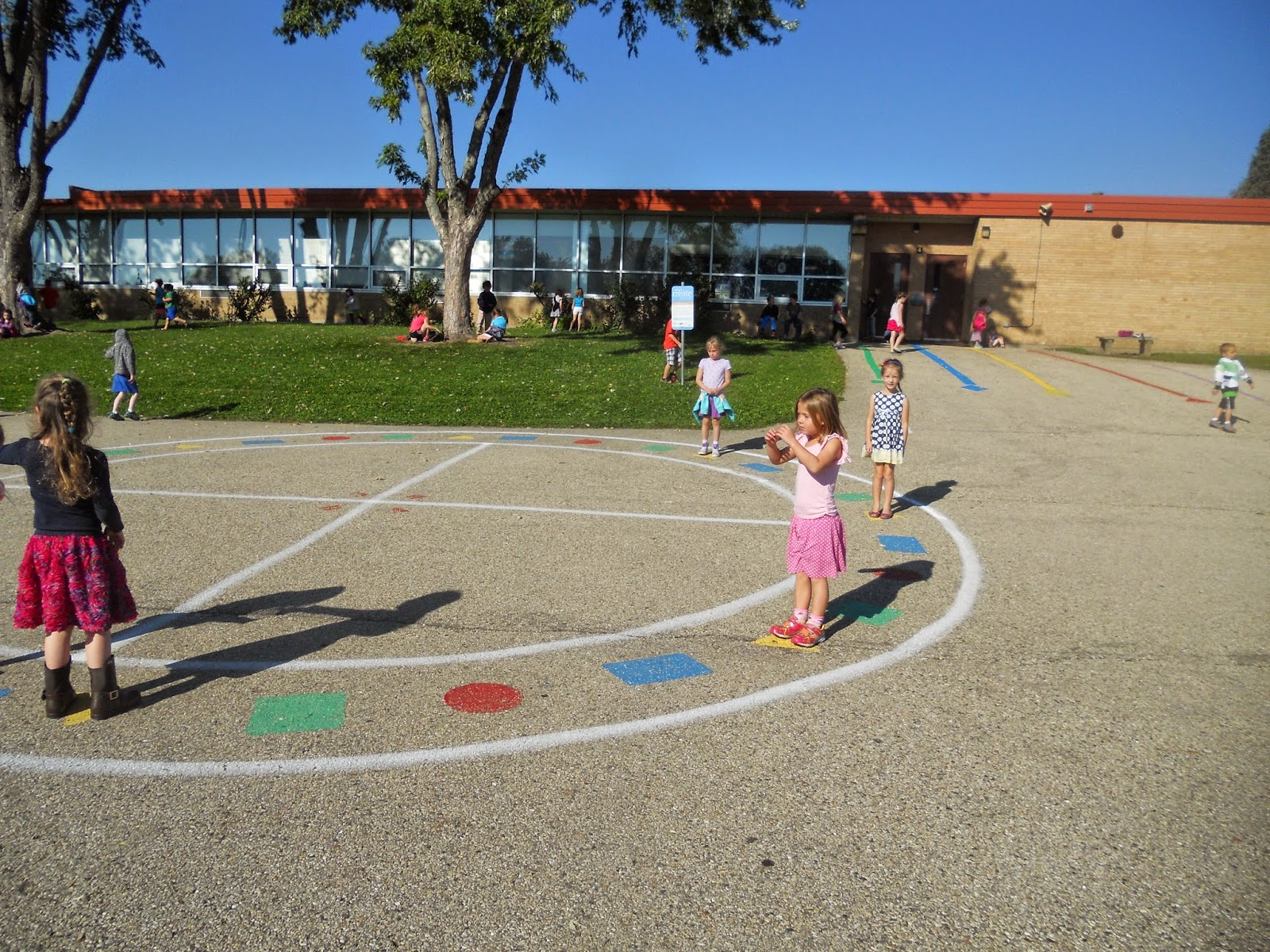 Peaceful Playgrounds Multi-Use Circle